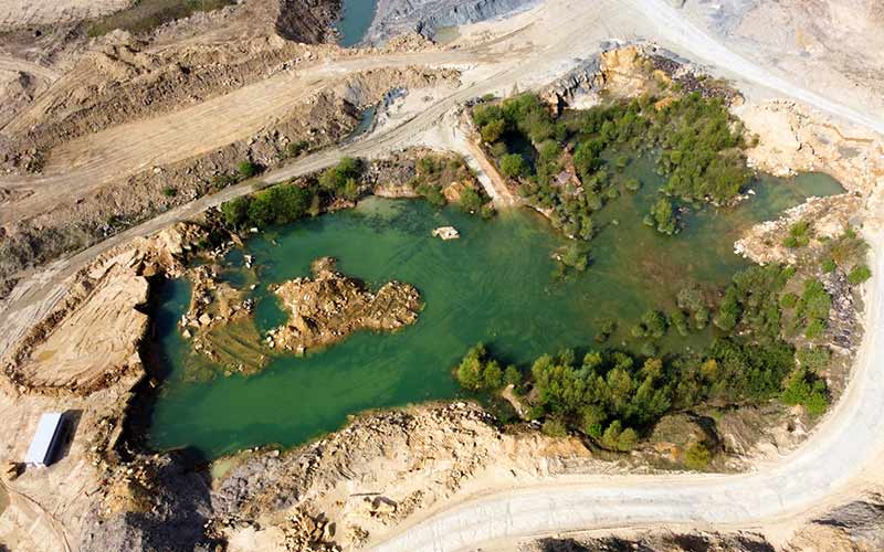 Sand Martin Pool